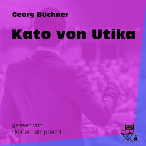 Hoerbuch Kato von Utika - Georg Büchner - Heiner Lamprecht
