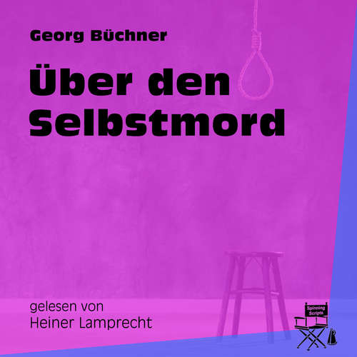 Hoerbuch Über den Selbstmord - Georg Büchner - Heiner Lamprecht