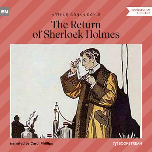 Audiobook The Return of Sherlock Holmes - Sir Arthur Conan Doyle - Carol Phillips