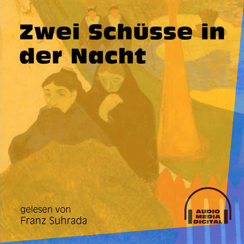 Hoerbuch Zwei Schüsse in der Nacht -  Anonym - Franz Suhrada