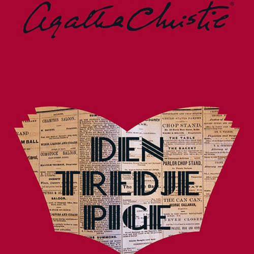 Audiokniha Den tredje pige - Agatha Christie - Carsten Warming