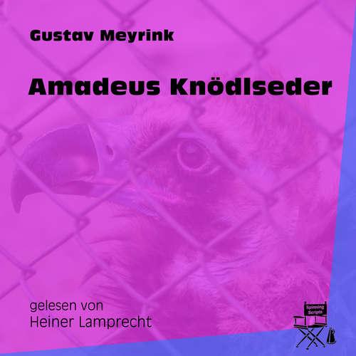 Hoerbuch Amadeus Knödlseder - Gustav Meyrink - Heiner Lamprecht