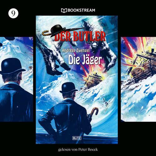 Hoerbuch Die Jäger - Der Butler, Folge 9 - Andreas Zwengel - Peter Bocek