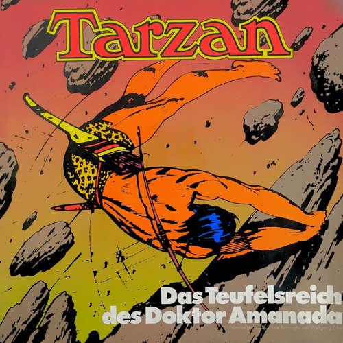 Hoerbuch Tarzan, Folge 8: Das Teufelsreich des Doktor Amanada - Edgar Rice Burroughs - Heinz Schimmelpfennig