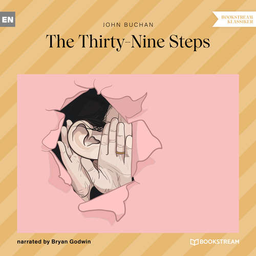 Audiobook The Thirty-Nine Steps - John Buchan - Bryan Godwin