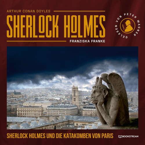 Hoerbuch Sherlock Holmes und die Katakomben von Paris - Sir Arthur Conan Doyle - Peter Wagner