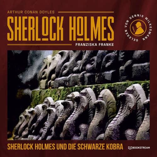 Hoerbuch Sherlock Holmes und die schwarze Kobra - Sir Arthur Conan Doyle - Dennis Wilkesmann