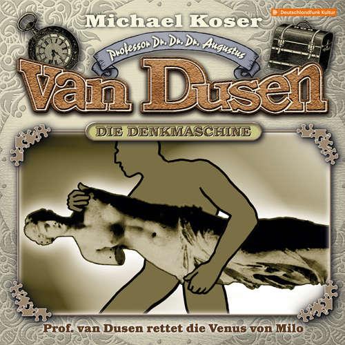 Hoerbuch Professor van Dusen, Folge 26: Professor van Dusen rettet die Venus von Milo - Michael Koser - Friedrich W. Bauschulte