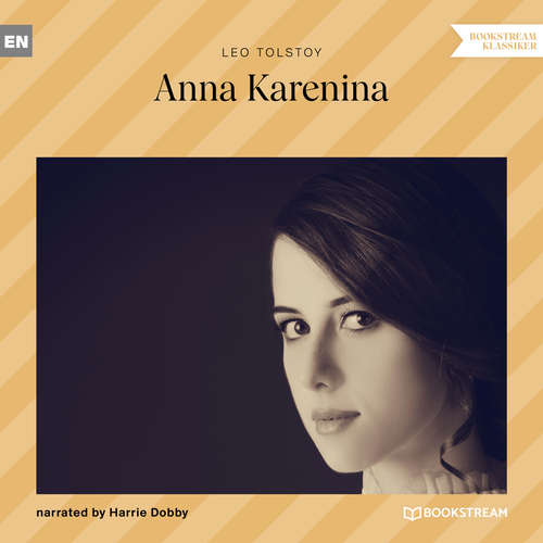 Audiobook Anna Karenina - Leo Tolstoy - Harrie Dobby