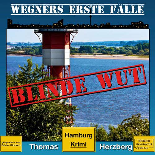 Hoerbuch Blinde Wut - Wegners erste Fälle - Hamburg Krimi, Band 3 - Thomas Herzberg - Fabian Kluckert