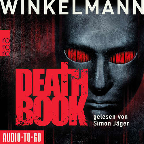 Hoerbuch Deathbook - Andreas Winkelmann - Simon Jäger