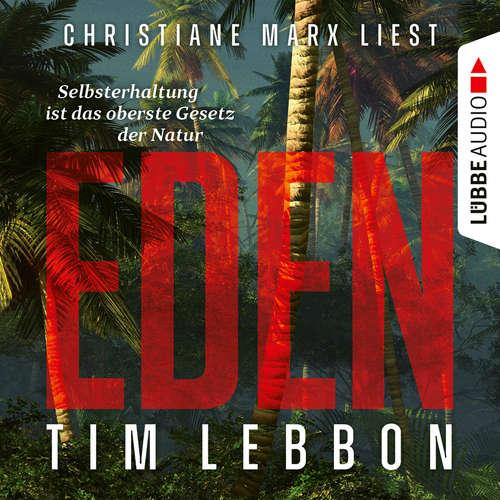 Hoerbuch Eden - Tim Lebbon - Christiane Marx