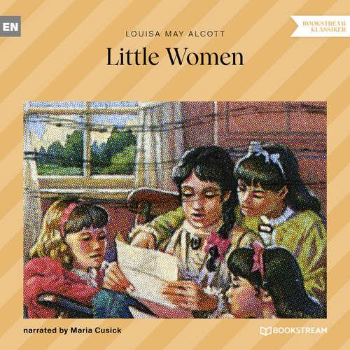 Audiobook Little Women - Louisa May Alcott - Maria Cusick