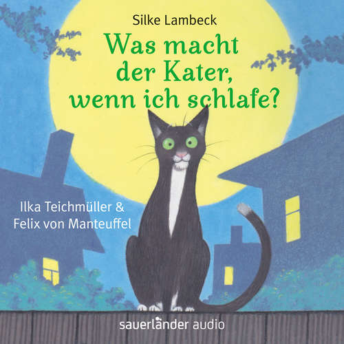 Hoerbuch Was macht der Kater, wenn ich schlafe? - Silke Lambeck - Ilka Teichmüller