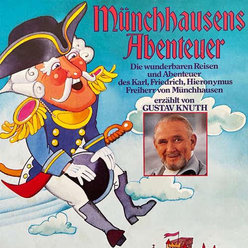 Hoerbuch Münchhausens Abenteuer - Gottfried August Bürger - Gustav Knuth