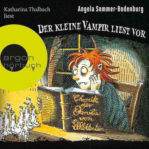 Hoerbuch Der kleine Vampir liest vor - Der kleine Vampir, Band 8 - Angela Sommer-Bodenburg - Katharina Thalbach