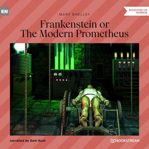 Audiobook Frankenstein or The Modern Prometheus - Mary Shelley - Sam Kusi