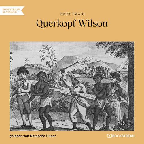 Hoerbuch Querkopf Wilson - Mark Twain - Natascha Husar