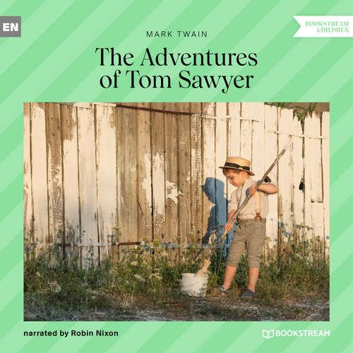 Audiobook The Adventures of Tom Sawyer - Mark Twain - Robin Nixon