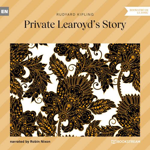 Audiobook Private Learoyd's Story - Rudyard Kipling - Robin Nixon