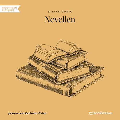 Hoerbuch Novellen - Stefan Zweig - Karlheinz Gabor