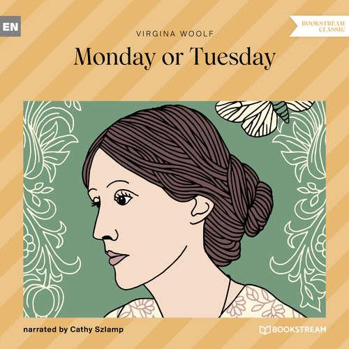 Audiobook Monday or Tuesday - Virginia Woolf - Cathy Szlamp