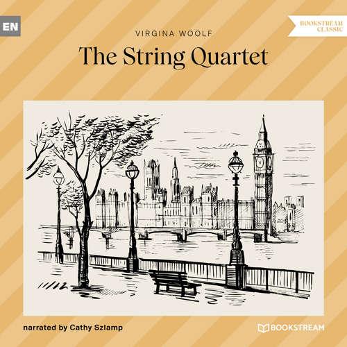 Audiobook The String Quartet - Virginia Woolf - Cathy Szlamp