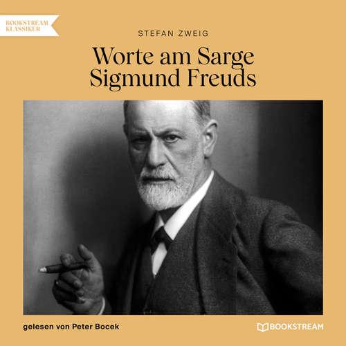 Hoerbuch Worte am Sarge Sigmund Freuds - Stefan Zweig - Peter Bocek