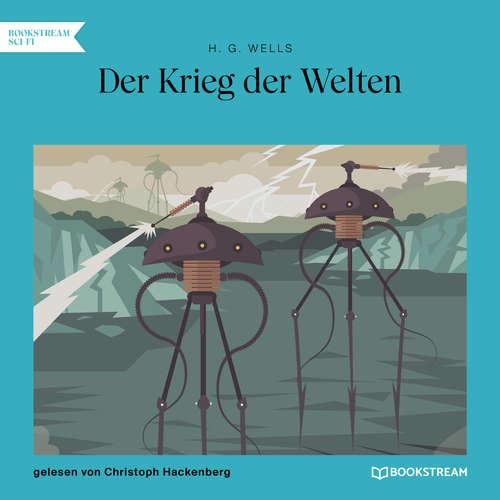 Hoerbuch Der Krieg der Welten - H. G. Wells - Christoph Hackenberg