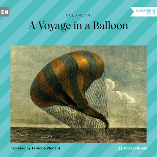 Audiobook A Voyage in a Balloon - Jules Verne - Terence Vincent