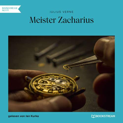 Hoerbuch Meister Zacharius - Jules Verne - Jan Kurka
