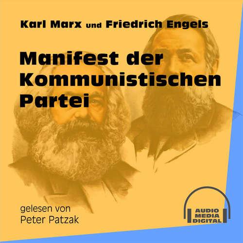 Hoerbuch Manifest der Kommunistischen Partei - Karl Marx - Peter Patzak
