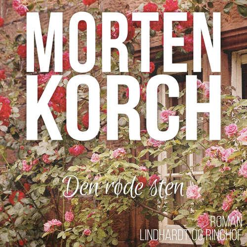 Audiokniha Den røde sten - Morten Korch - Thomas Leth Rasmussen