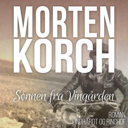 Audiokniha Sønnen fra Vingården - Morten Korch - Martin Johs. Møller