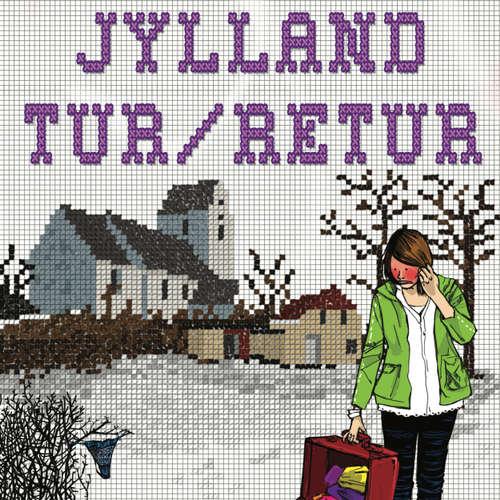 Audiokniha Jylland tur/retur - Søren B Kristensen - Martin Johs. Møller