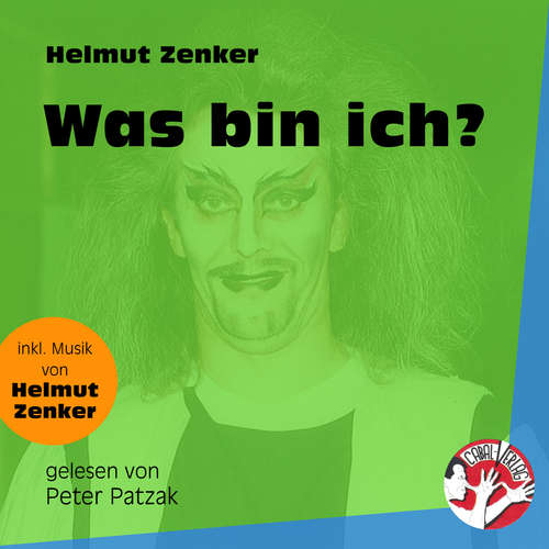 Hoerbuch Was bin ich? - Helmut Zenker - Peter Patzak