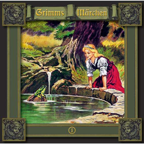 Hoerbuch Grimms Märchen, Folge 1: Der Froschkönig / Frau Holle / Schneeweißchen und Rosenrot - Brüder Grimm - Dagmar von Kurmin