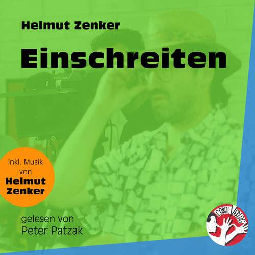Hoerbuch Einschreiten - Helmut Zenker - Peter Patzak