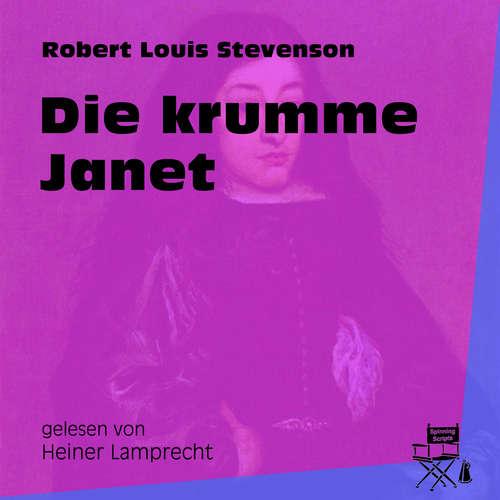 Hoerbuch Die krumme Janet - Robert Louis Stevenson - Heiner Lamprecht
