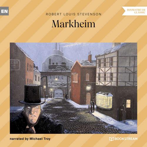 Audiobook Markheim - Robert Louis Stevenson - Michael Troy