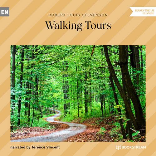 Audiobook Walking Tours - Robert Louis Stevenson - Terence Vincent