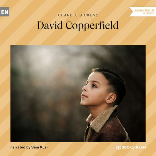 Audiobook David Copperfield - Charles Dickens - Sam Kusi