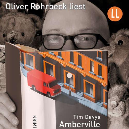 Hoerbuch Amberville - Tim Davys - Oliver Rohrbeck