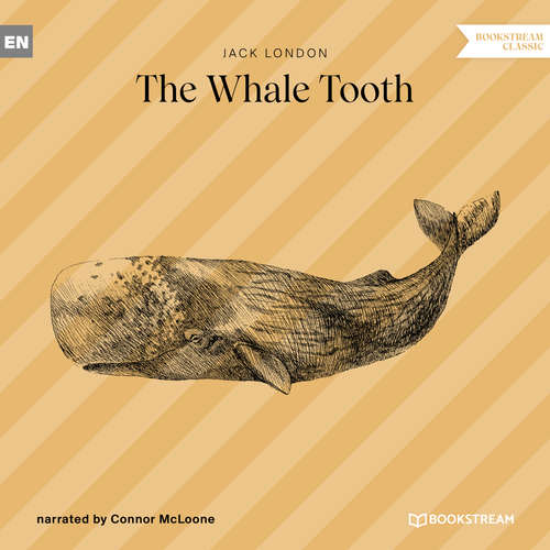 Audiobook The Whale Tooth - Jack London - Connor McLoone