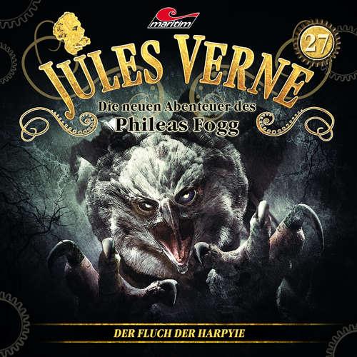 Hoerbuch Jules Verne, Die neuen Abenteuer des Phileas Fogg, Folge 27: Der Fluch der Harpyie - Marc Freund - Christian Brückner