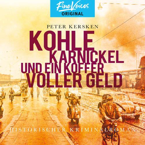 Hoerbuch Kohle, Karnickel und ein Koffer voller Geld - Peter Kersken - Roland Riebeling