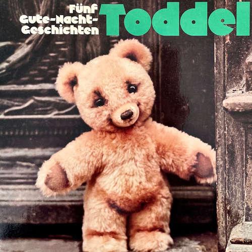 Hoerbuch Toddel, Fünf Gute-Nacht-Geschichten - Tusi Sintenis-Mederow - Peter Schiff