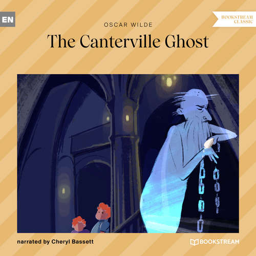 Audiobook The Canterville Ghost - Oscar Wilde - Cheryl Bassett