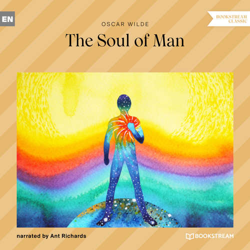 Audiobook The Soul of Man - Oscar Wilde - Ant Richards