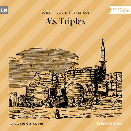 Audiobook Æs Triplex - Robert Louis Stevenson - Carl Mason